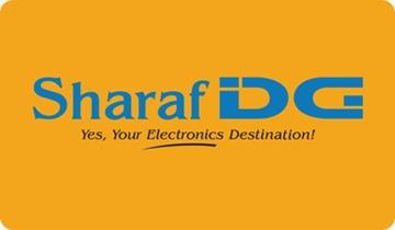 Sharaf DG coupon code