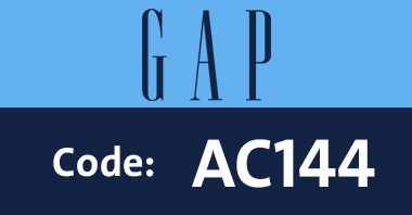 discound gap, code discound gap