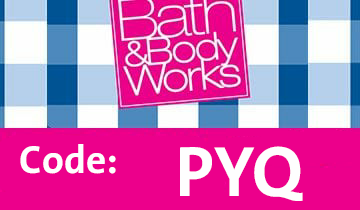 Bath & Body Works Coupon Code Bath & Body Works